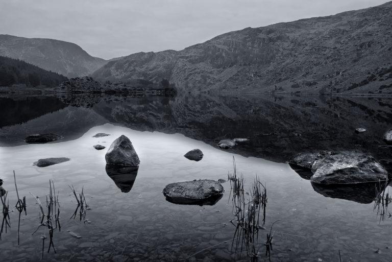 Lake in the mountains, Galeria krajobrazowa, krajobrazy